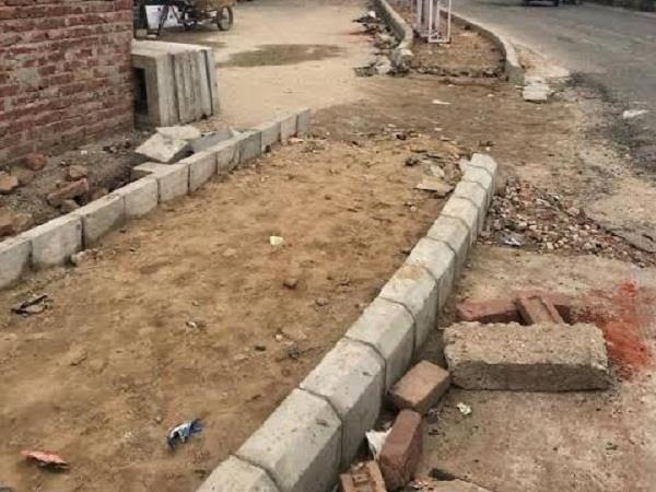 mayors and mlas were unable to change design of workshop chowk