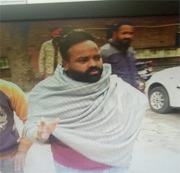 fugitive shiv sena leader amit sharma arrested for cheating millions