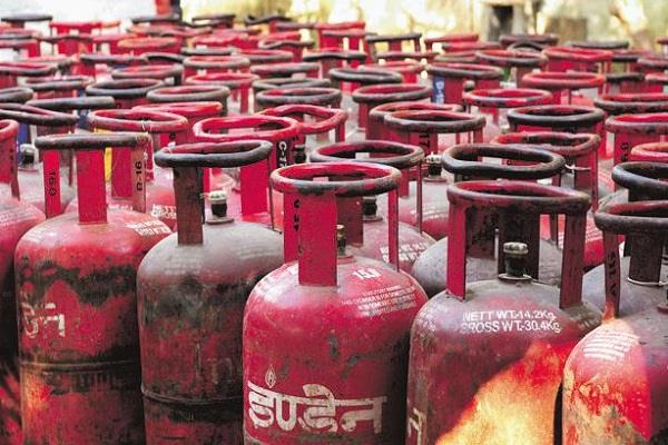 gas cylinders have become costlier since today