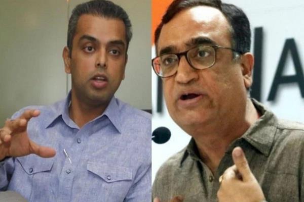 congress milind deora arvind kejriwal ajay maken