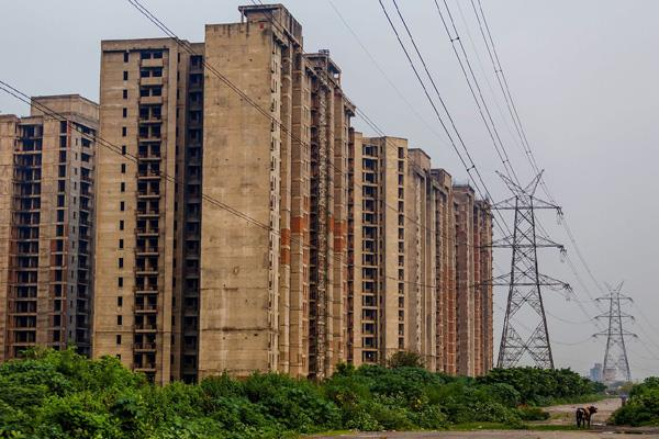 approval of investment of rs 540 crores in stuck residential projects
