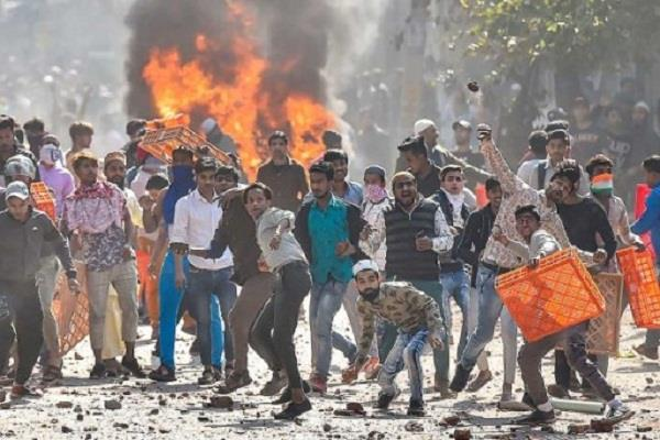 us lawmakers express concern over delhi violence