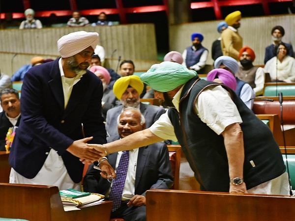 punjab s economy  back on track  manpreet
