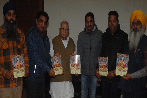 shivpuri health club will celebrate 61st mahashivratri festival