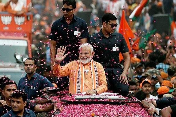 pm met with physical challanged in prayagraj will create world
