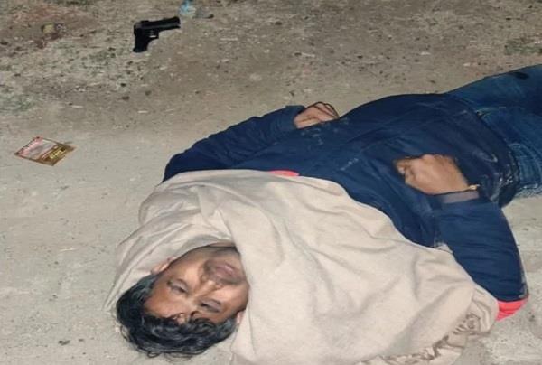 ranjit bachchan murder case shooter jeetendra arrested