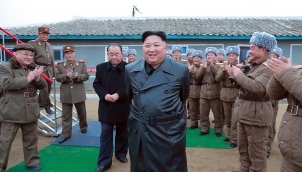 corona virus kim jong reportedly ordered to shoot officer