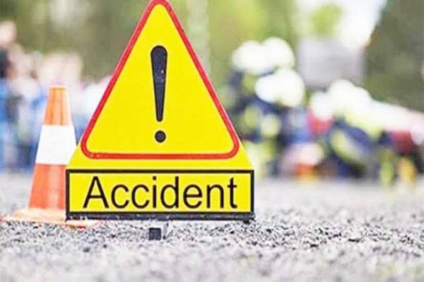 person killed in road accident police engaged in investigation