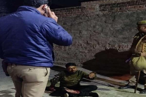 bombing sensation near ram temple workshop in ayodhya