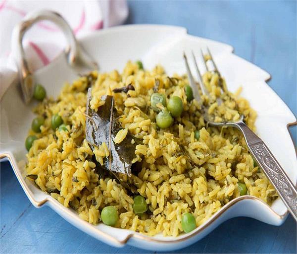 Lunch Special: सब्जी की जगह बनाएं मेथी पुलाव