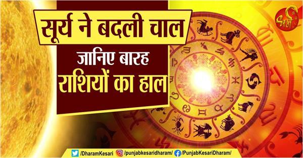 sun transit effects on zodiac signs