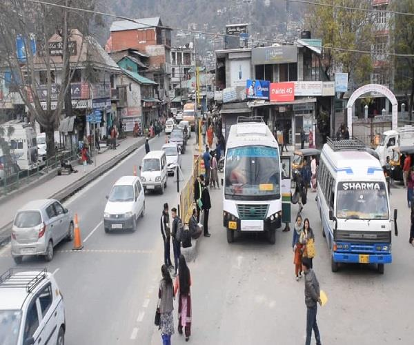 gps will be installed on new and old vehicles in himachal