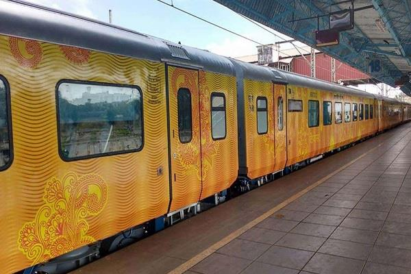 third private train run from indore to varanasi start from february 20