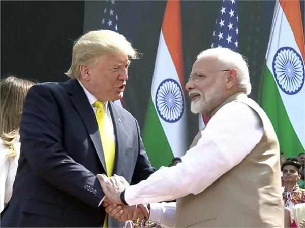 trump india visit aimed at deepening strategic ties white house