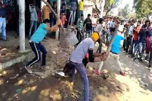 dhar mob lynching sp suspend si negligence govt increased comp amount
