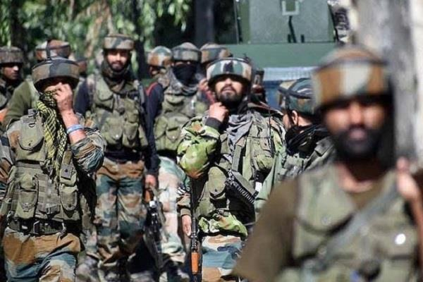 four jaish terrorists arrested kashmir used help terrorists