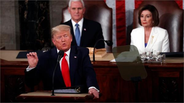state of the union trump to focus on  great american