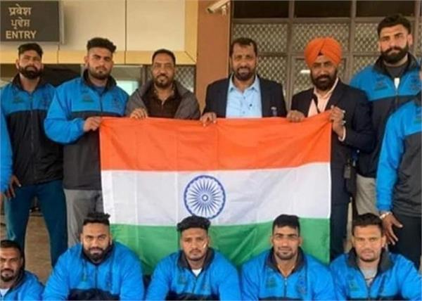 indian kabaddi players will be questioned after coming back today