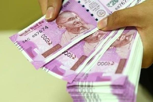 up employees arrested taking bribe of one lakh rupees