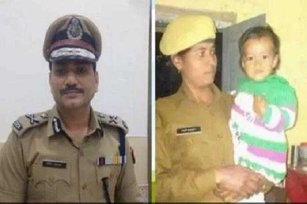 ips officer mohammad agarwal adopted daughter of sir subhair bath