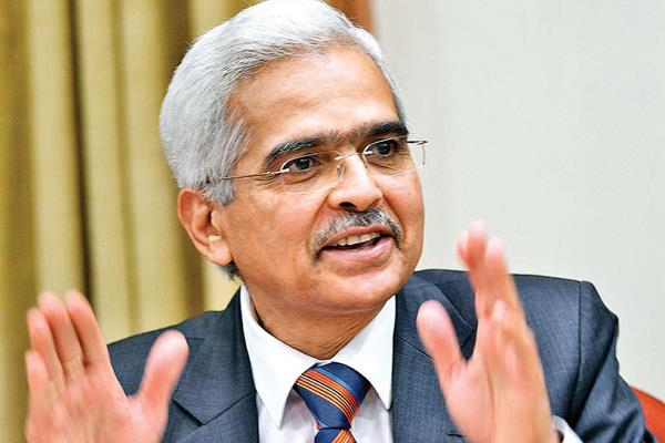 shaktikanta das said rbi is facing the biggest challenge