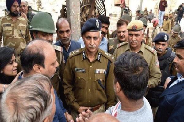 sn srivastava will be the new police commissioner of delhi