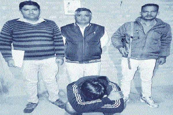 cia police arrested accused recovered stolen swift car