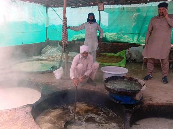 now farmers are giving preference to making jaggery as a subsidiary business