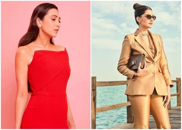 Fashion Report: करिश्मा से लेकर श्वेता तिवारी तक, सभी दीवाज का देखिए स्टाइलिश लुक!