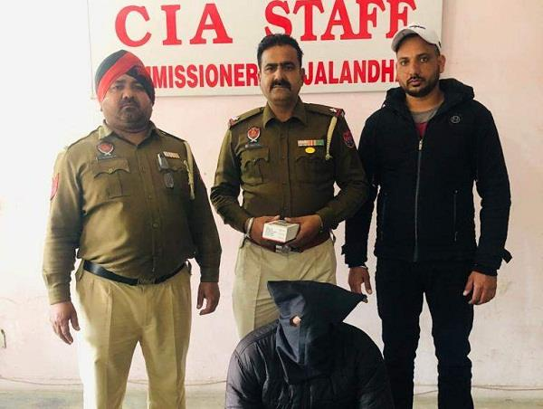 shop owner who bought mobile phone from snatchers arrested