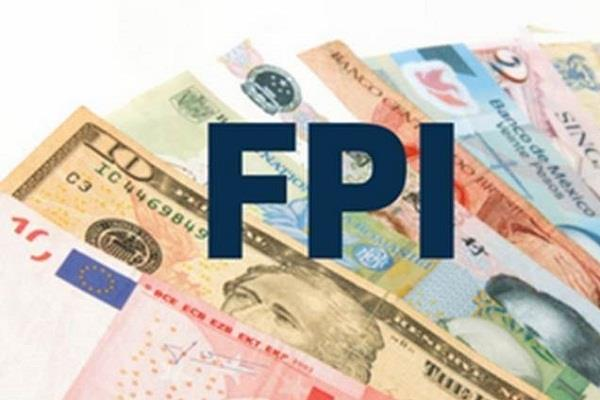 fpi invests rs 12 000 crore in shares in january
