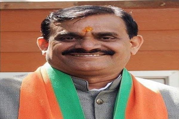 bjp s new state president vd sharma will take charge of the party today
