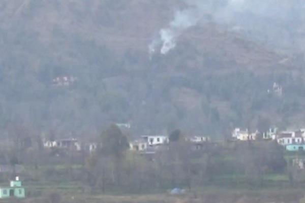 pak army breaks ceasefire in digawar sector army gives a befitting reply