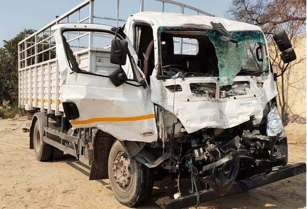 canter driver died
