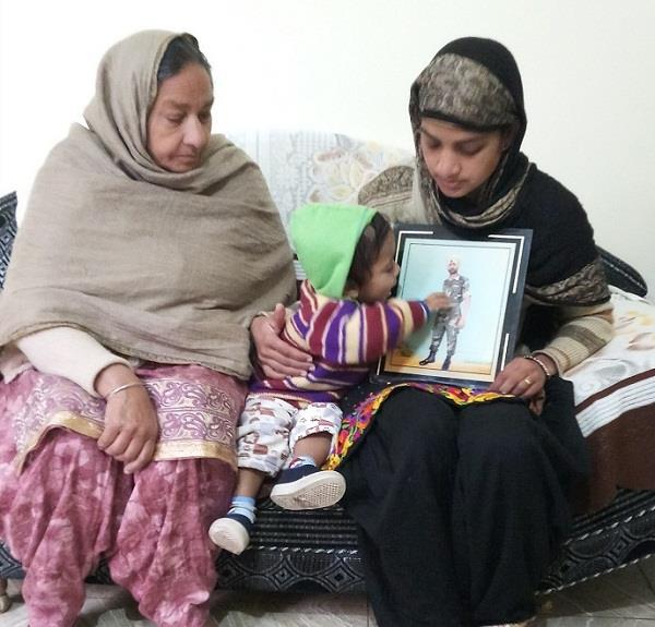 captain forgot the promise of martyr s wife
