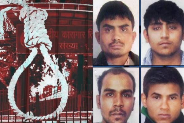 nirbhaya case new death warrant issued hanged on march 3 at 6 am
