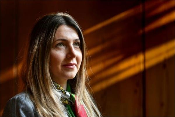 iranian headscarf campaigner calls for vote boycott