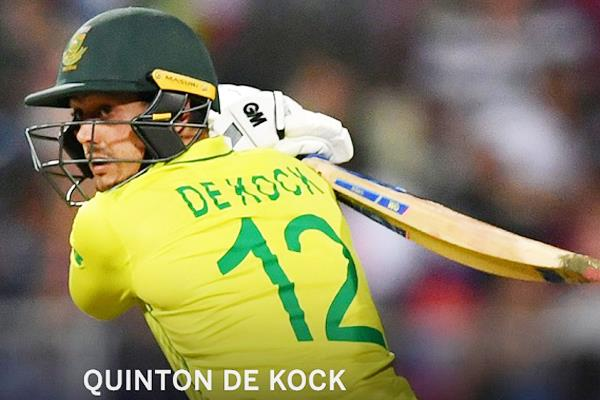 Image result for de kock punjab kesari sports