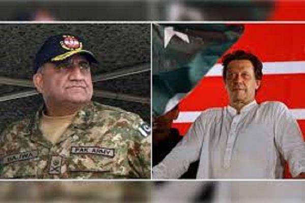 not afraid of pakistan army imran khan