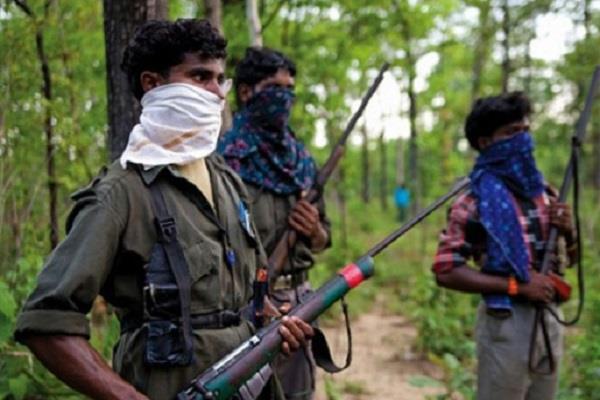 increased naxalite movement once again on mp s border