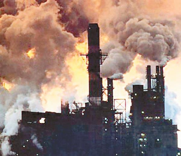 pollution problem from patcoke
