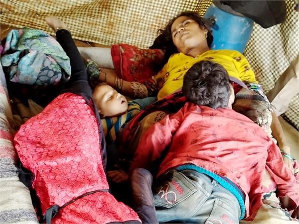 major accident gas leak in dari factory in sitapur 7 people died
