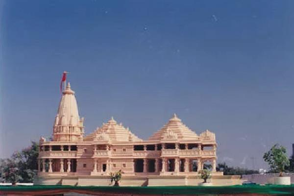pm modi announced ram temple trust know how it will look