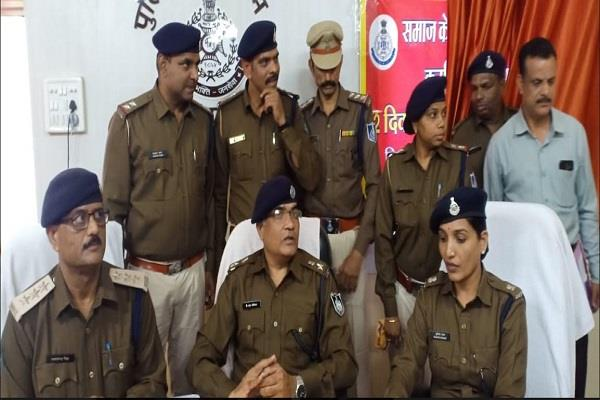 police arrest 4 miscreants involved serious criminal incidents barwani