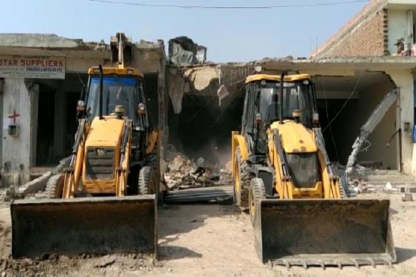 high court s stand on illegal construction near the international airport