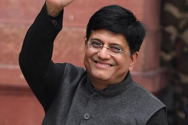 no politics in railway work government is working for 130 crore indians goyal