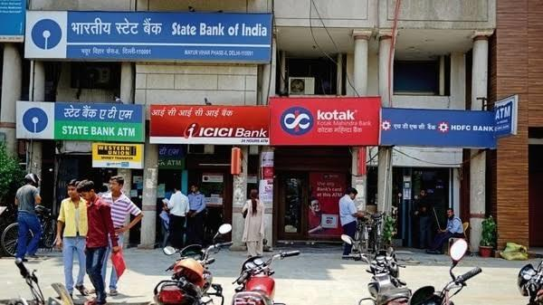 work in banks stopped on the second day