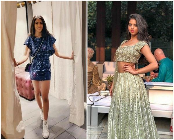 Fashion FaceOff:किंग खान की बेटी 'सुहाना' को फैशन टक्कर देती है अमिताभ की नातिन 'नव्या'