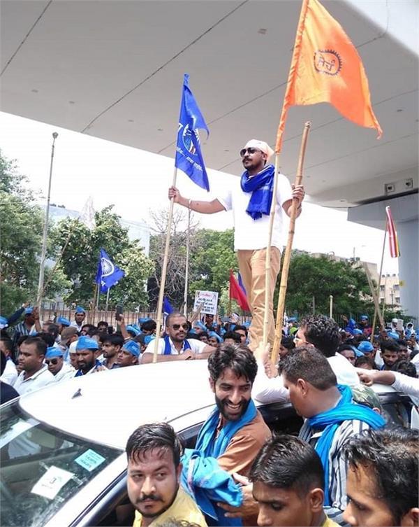 chandrashekhar calls for bharat bandh a boast over reservation in promotion