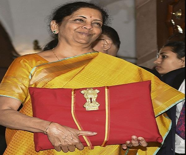 this style of nirmala sitharaman won the hearts of people